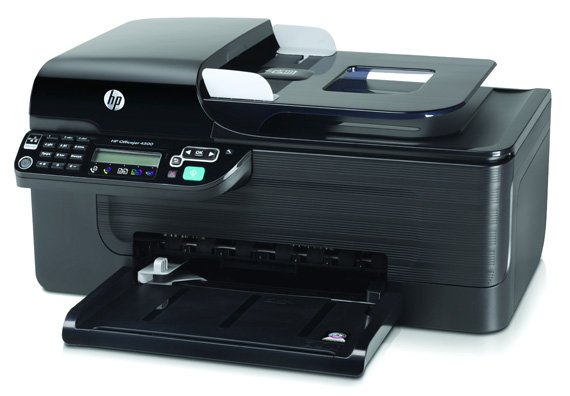 HP Officejet 4500 ADF all-in-one inkjet printer