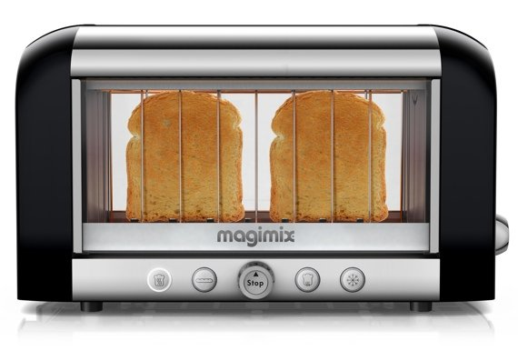 Magimix 11529 2-Slice Vision Toaster
