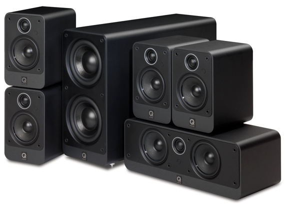 Q Acoustics 2000i