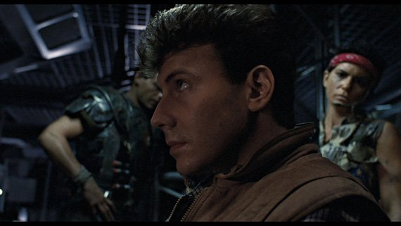 Aliens theatrical release and special edition Blu-ray disc set