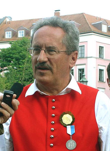 Christian Ude Muinch mayor