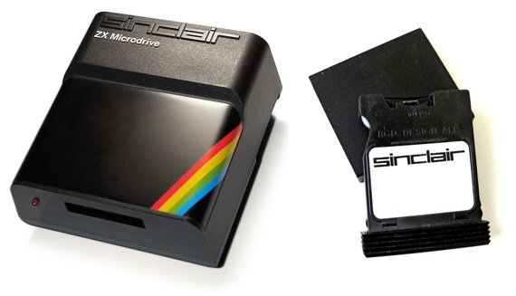 Sinclair Microdrive
