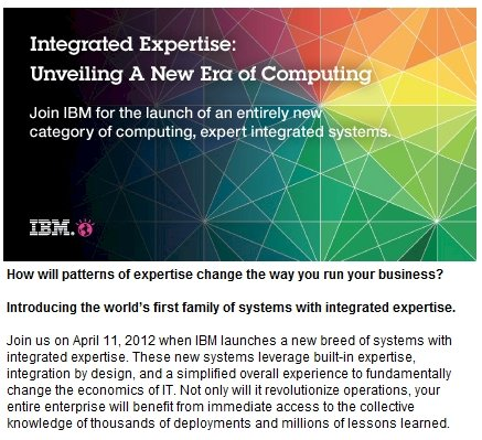IBM NGP announcement preview