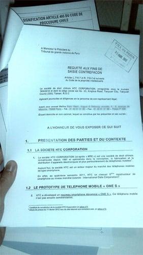 Tribunal de Grande Instance de Paris - HTC-Hub
