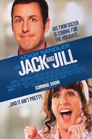 The Jack and Jill movie poster. Credit: Colombia Pictures
