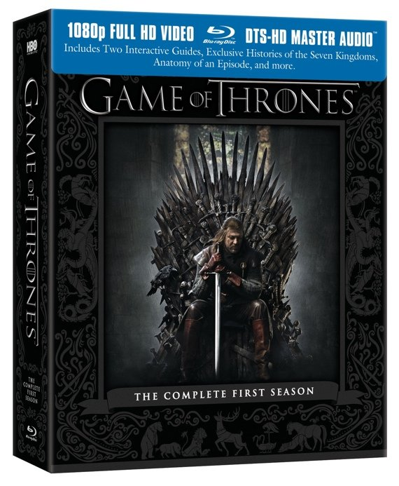 Game of Thrones Season One Blu-ray