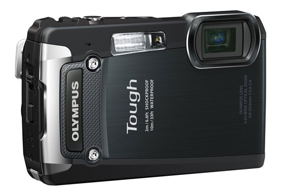 Olympus TG-820 rugged camera