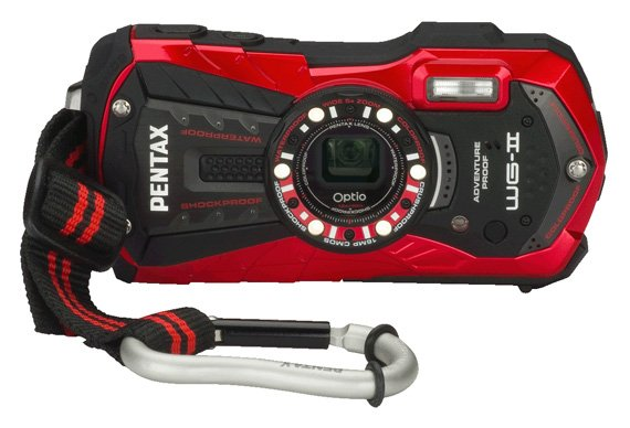 Pentax Optio WG-2 rugged camera