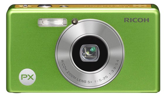 Ricoh PX rugged camera