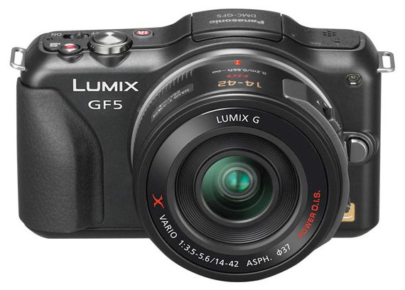 Panasonic Lumix GF5