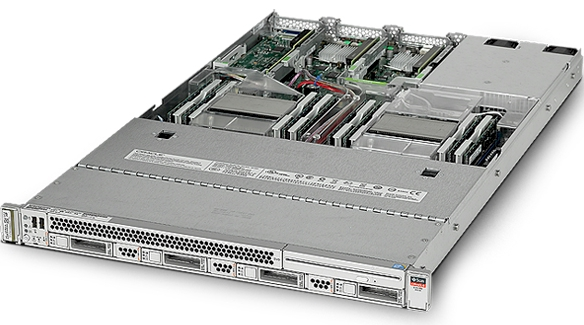 Oracle Sun Fire X4170 M3 server