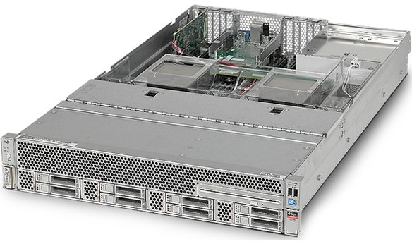 Oracle Sun Fire X4270 M3 server