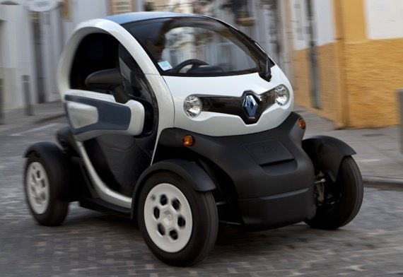 Renualt Twizy