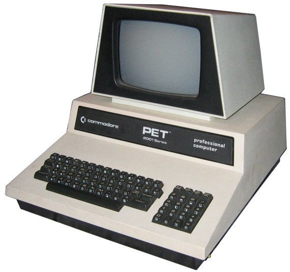 Commodore Pet: Source: Cosam.org