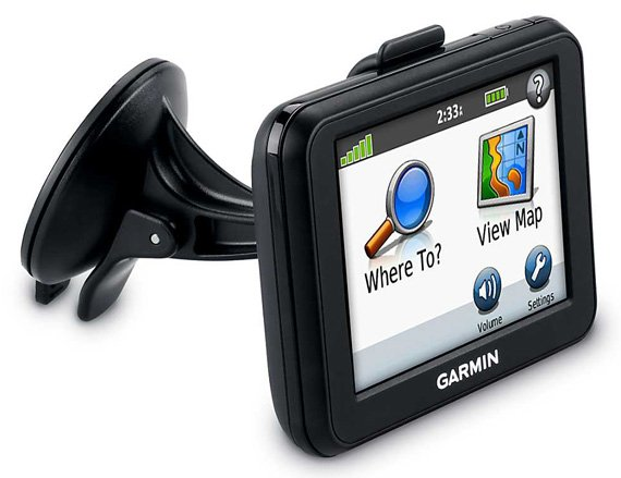 Garmin nvi 30 satnav