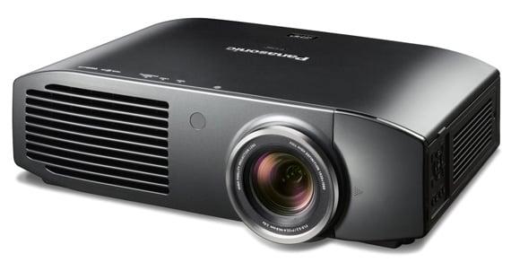 Panasonic PT-AT5000E Full HD 3D home cinema projector
