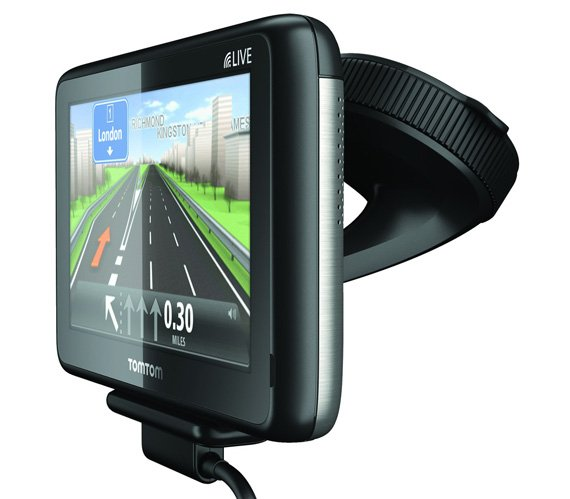TomTom Go Live 1005 Europe satnav