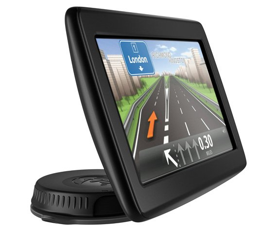 TomTom Start 20 satnav