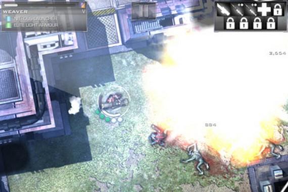 Hunters 2 iOS game screenshot