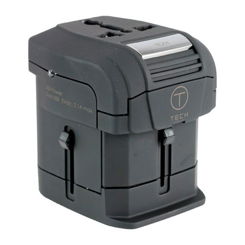 T-Tech by Tumi International Travel Adapter