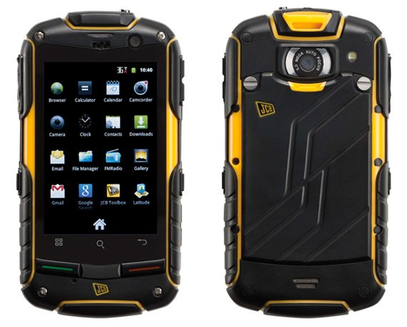 JCB Toughphone Pro-Smart