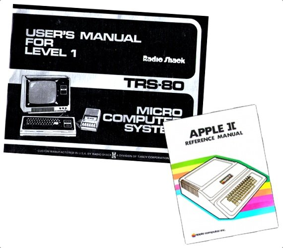 Program the Apple II and Tandy TRS-80