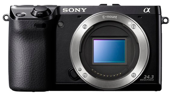 Sony NEX-7 24.3Mp APS-C compact system camera