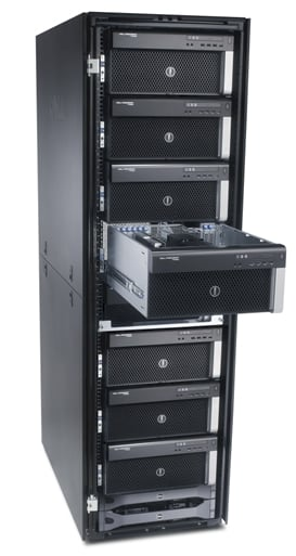 Dell workstation rack