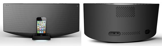 Sony CMT-V7BTiP and CMT-V50iP
