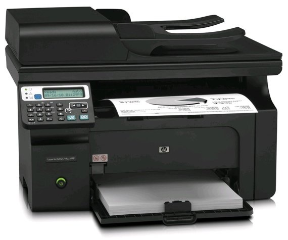 HP LaserJet Pro M1217nfw MFP