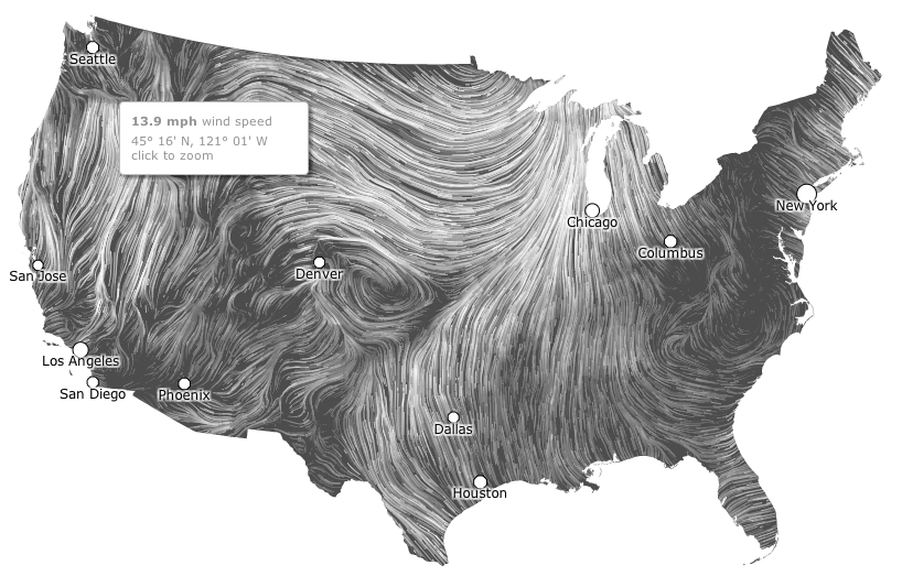 wind visualization