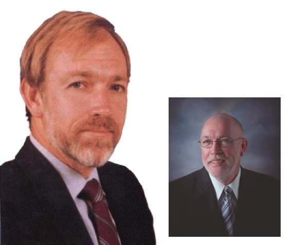 Bill Mensch then and now. Source: Commodore.ca/WDC
