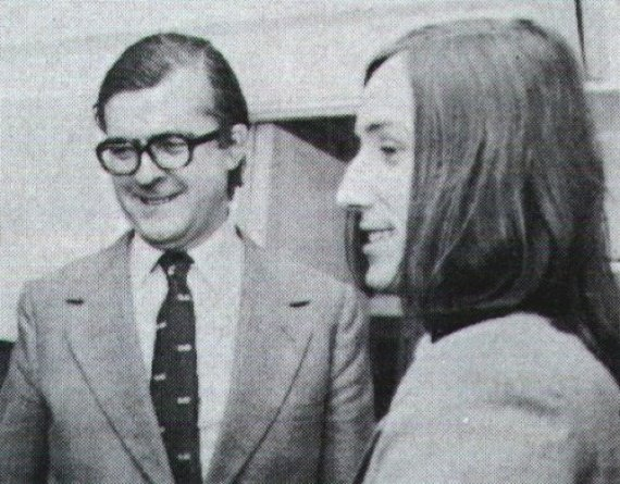Kenneth Baker and Roger Wilson