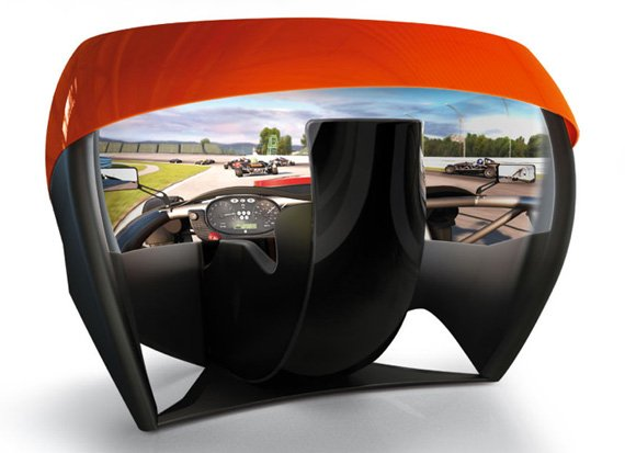 TL1 Racing Flight and FPS Simulator