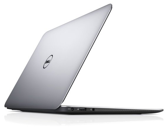 Dell's XPS 13 ultrabook