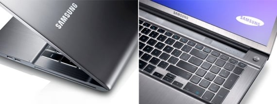 Samsung Series 7 Chronos 17 laptop