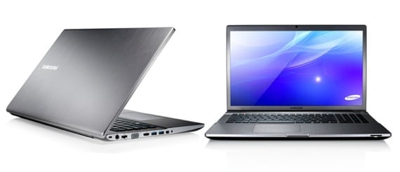 Samsung Series 7 Chronos 17 laptop