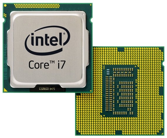 Intel Core i7-3770K processor
