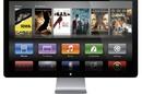 Apple Cinema Display with ATV UI