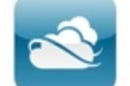 Skydrive iOS app icon