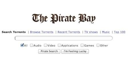 The Pirate Bay : i server nascosti