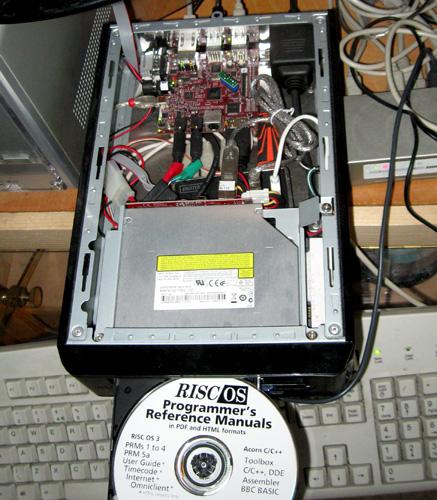 ARMini ARM PC