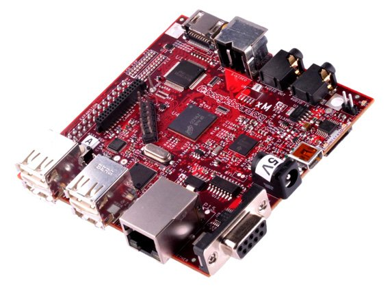 BeagleBoard-xM