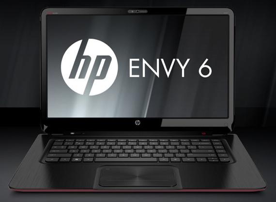 HP Envy 6