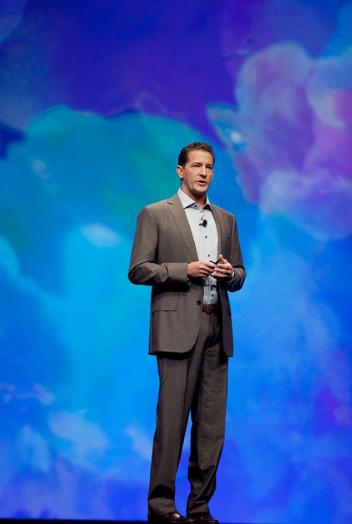 Steve Herrod, VMware CTO