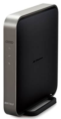 Buffalo AirStation AC1300 / N900 Gigabit Dual Band Wireless Router WZR-D1800H