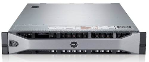 Dell's PowerEdge R820