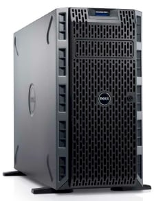 Dell's PowerEdge T320 and T420 towers
