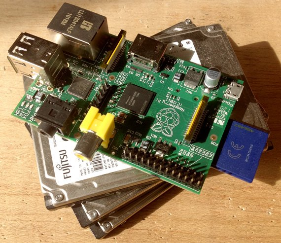 Raspberry Pi ARM PC