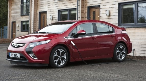 Vauxhall Ampera